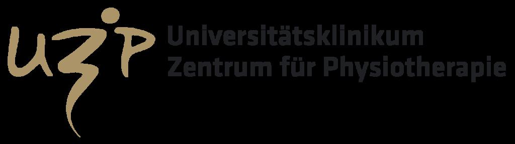 Logo UZP - Universitätsklinikum Zentrum für Physiotherapie