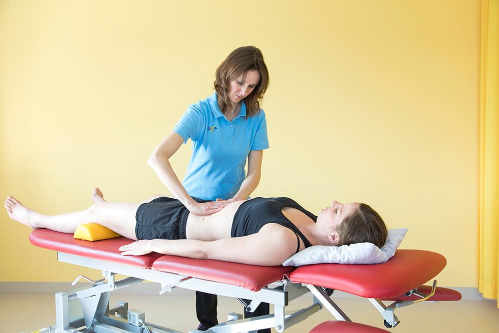 Osteopathische Techniken Tübingen