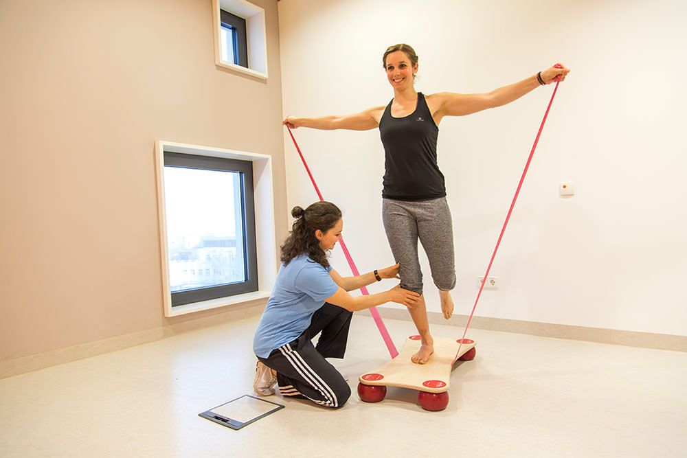 Krankengymnastik Tübingen Physiotherapie