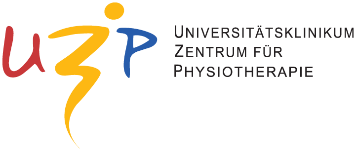 Logo UZP Universitätsklinikum Zentrum für Physiotherapie in Tübingen