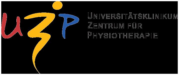 Logo UZP Universitätsklinikum Zentrum für Physiotherapie in Tübingen
