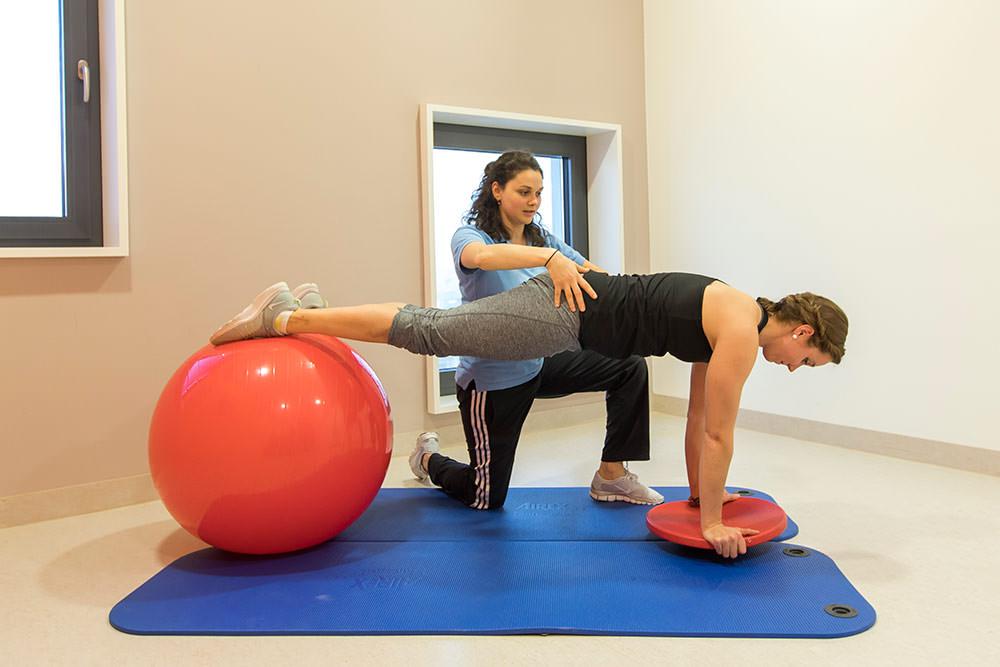 Sportphysiotherapie Tübingen