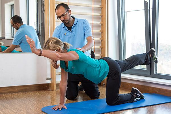 Tübinger Rückenkonzept nach McKenzie
